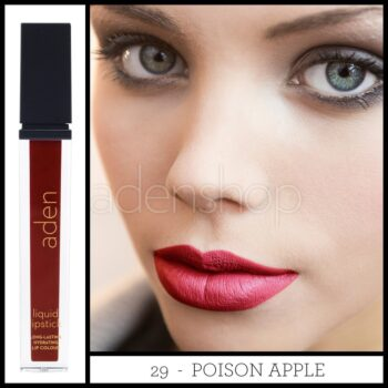 aden ruj lichid 29 poison apple 2nd