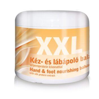 balsam silk pentru ingrijirea mainilor si picioarelor 500ml xxl lady stella
