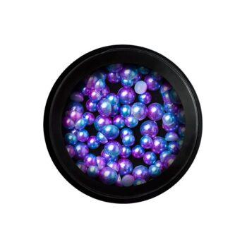 mermaid pearls purple