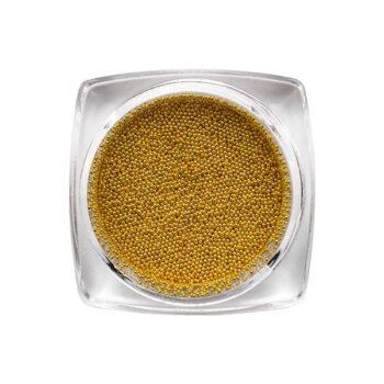 micro pearl xs gold