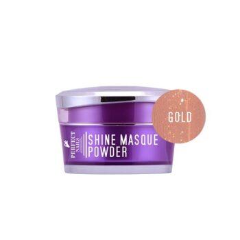 shine masque powder gold 15ml