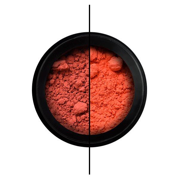thermo powder brick neon orange