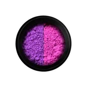 thermo powder purple neon pink 5g