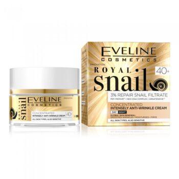 Crema concentrata de zi si noapte Eveline Royal Snail 40 ERS4050 700x700 1
