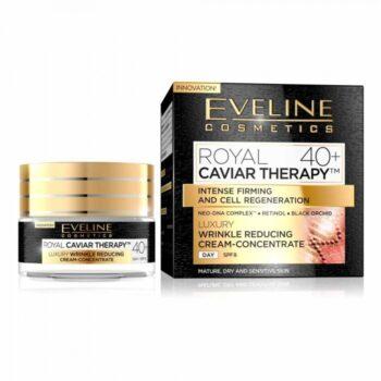 Crema de zi pentru fata Eveline Royal Caviar Therapy 40 50 ml 700x700 1