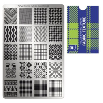 M3 01 00 00 0002 Stamping Plate 002 Fabric texture 600x600 1