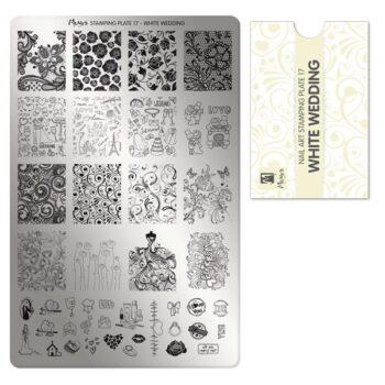 M3 01 00 00 0017 Stamping Plate 017 White Wedding 600x600 1