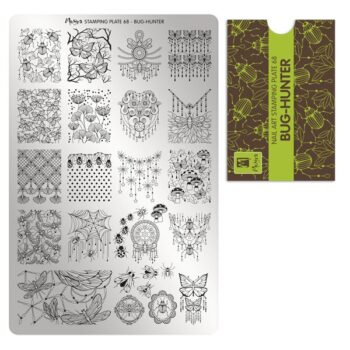 M3 01 00 00 0068 Stamping Plate 068 Bug hunter 600x600 1