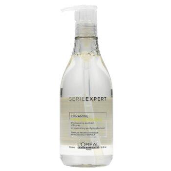 sampon pentru par gras l oreal professionnel pure resource shampoo 500ml